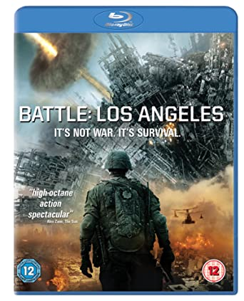 Battle Los Angeles [Reino Unido] [Blu-ray]