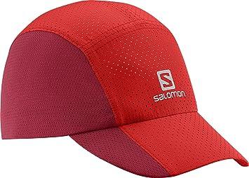 3596e09a6aad7 Salomon Unisex s XT Compact Cap-Matador-X Victory Red