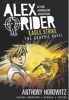 Alex Rider Point Blanc Graphic Novel