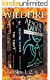 The Wildfire Saga: Books 1, 2, & 3