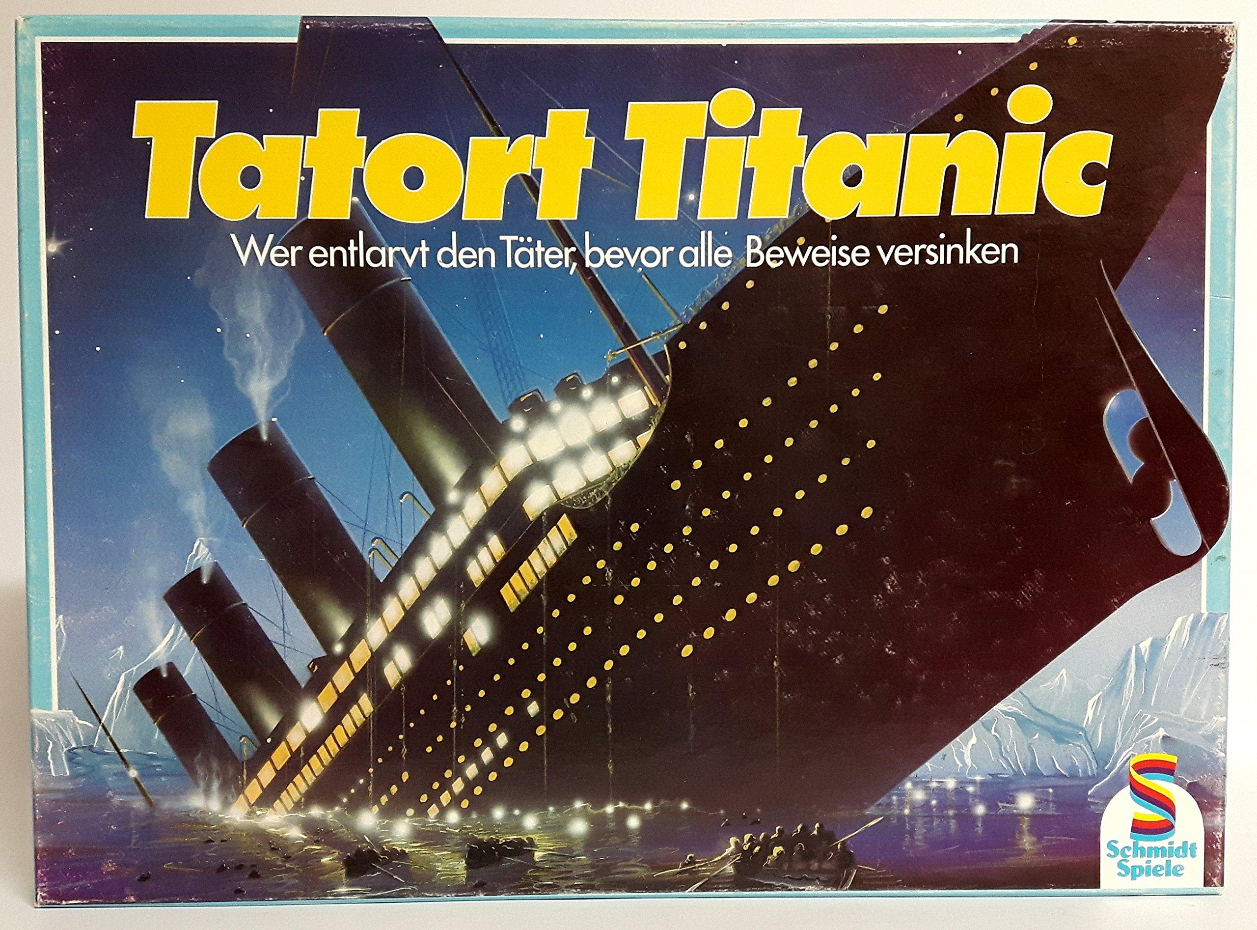 titanic spiel
