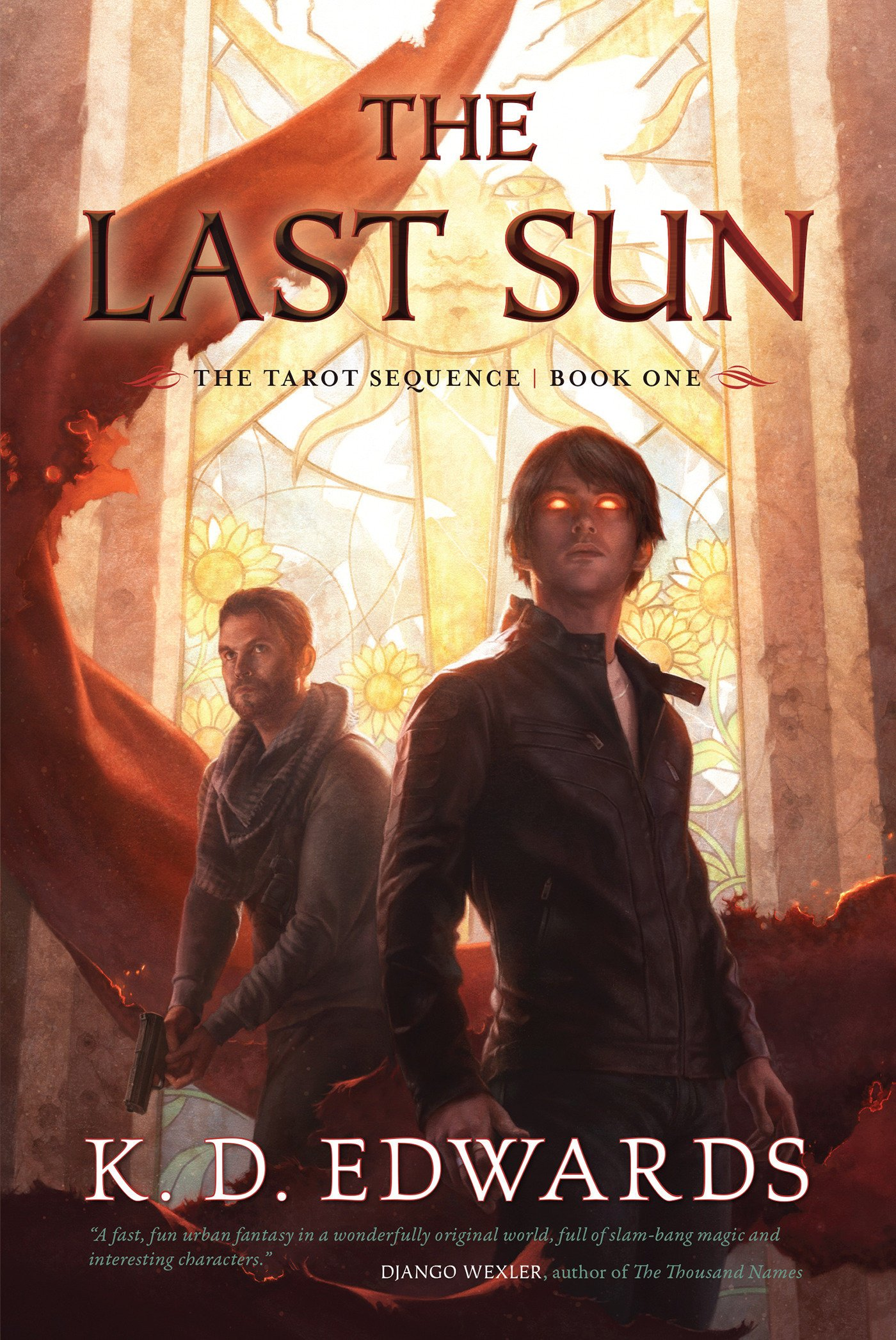K.D. Edwards: Five Things I Learned Writing The Last Sun