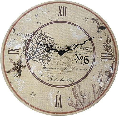 Sheffield Home Nautical Wall Clock