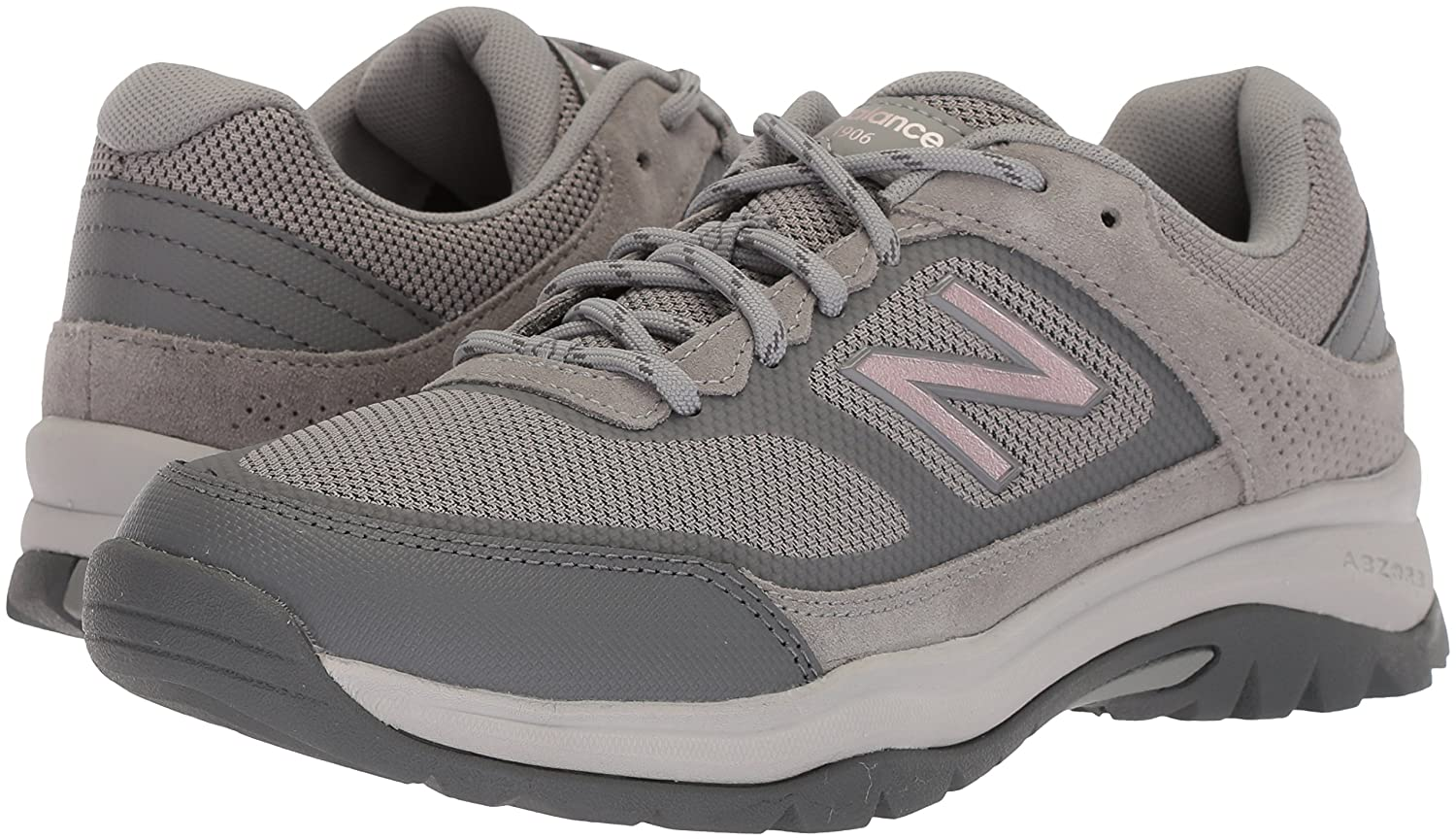 New Shoe Balance Women's 669v1 Walking Shoe New B0751S7LRD 7 B(M) US|Grey/Rose Gold f7bfe3