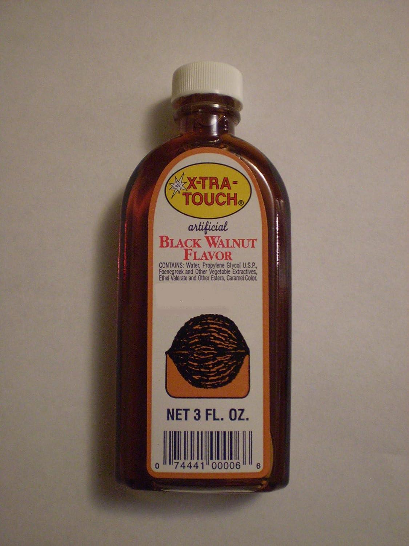 Xtra Touch Black Walnut Flavor 3 oz
