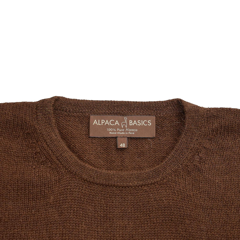 Alpaca Basics Mens Handmade 100/% Alpaca Wool Vest