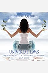 Universal Laws: 18 Powerful Laws & The Secret Behind Manifesting Your Desires: Finding Balance, Volume 1 Audible Audiobook