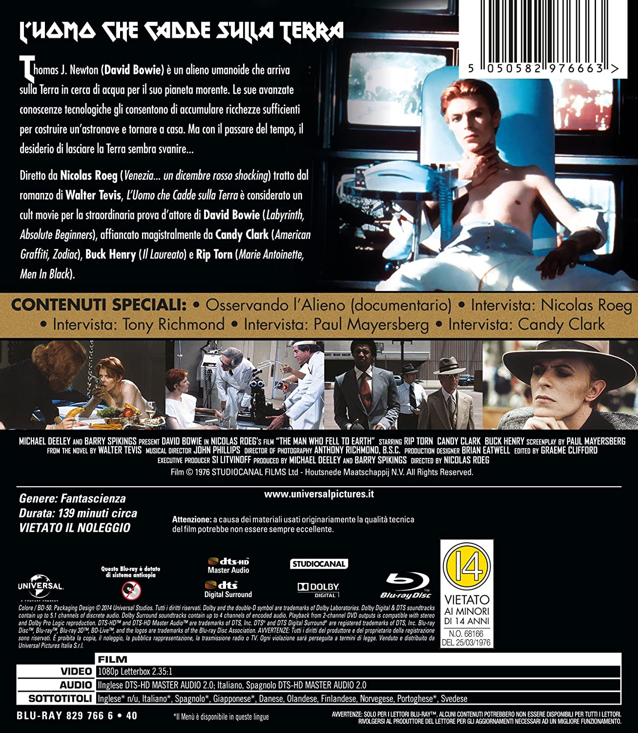 amazon com man who fell to earth blu ray david bowie rip torn amazon com man who fell to earth blu ray david bowie rip torn candy clark nicolas roeg movies tv