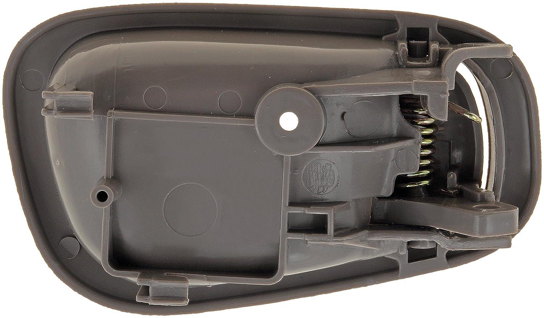 Dorman 79502 Toyota Gray Driver Side Replacement Interior Door Handle