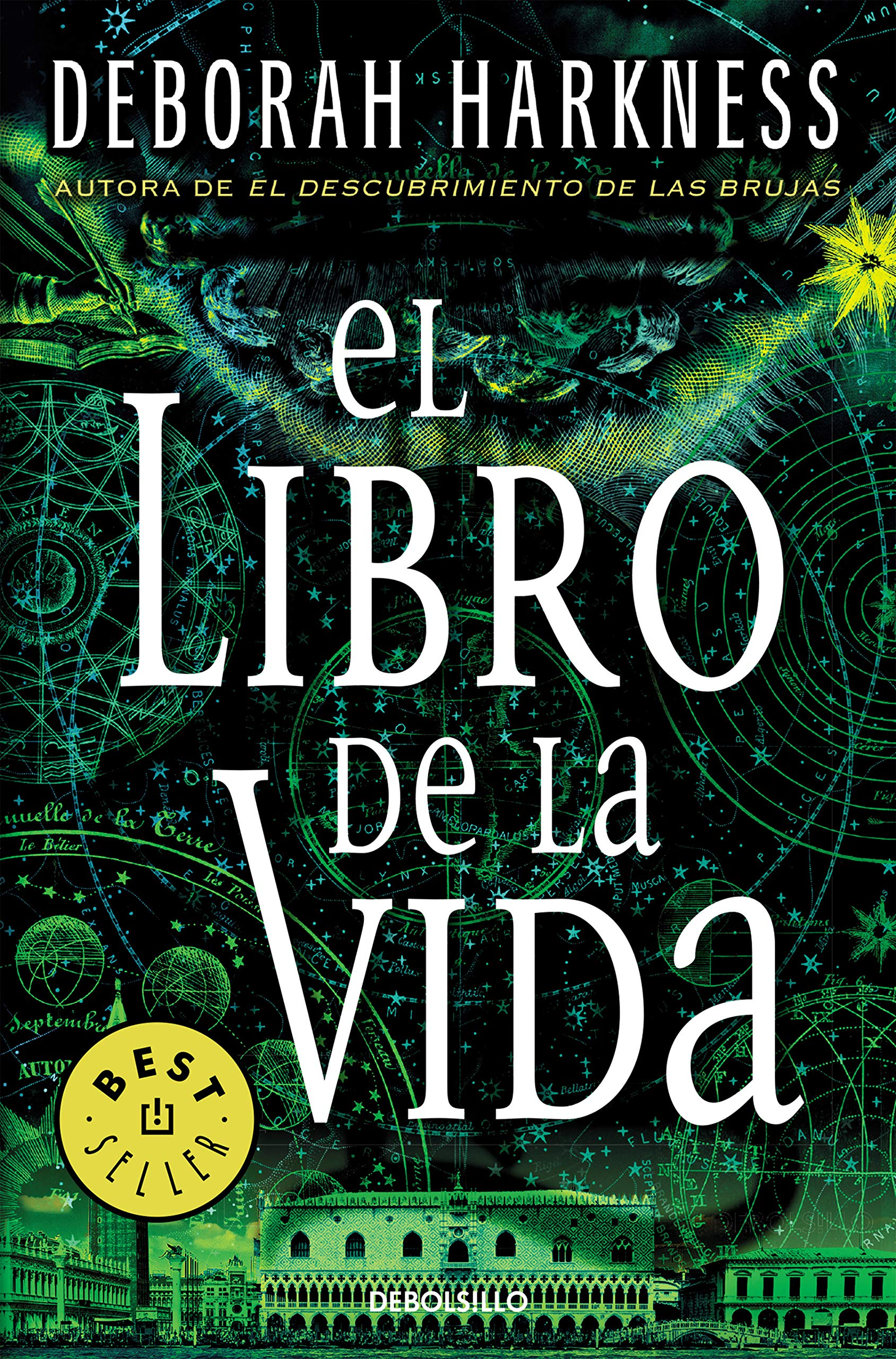 El libro de la vida El descubrimiento de las brujas 3: Amazon.es: Harkness, Deborah: Libros