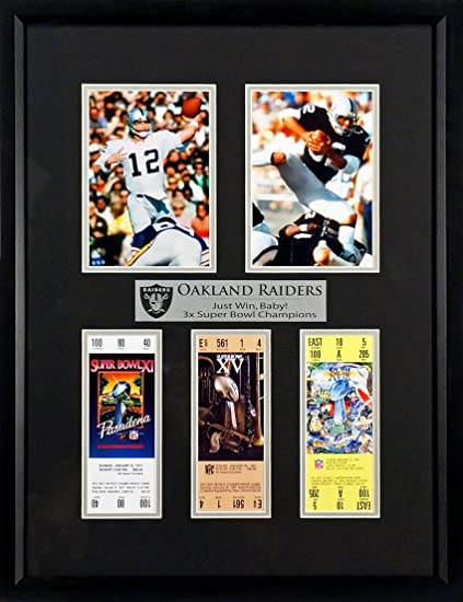 """8d1574e8cb7 Amazon.com  Oakland Raiders """"Just Win"""