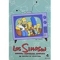 Los simpson - Segunda Temporada completa edicion de coleccion