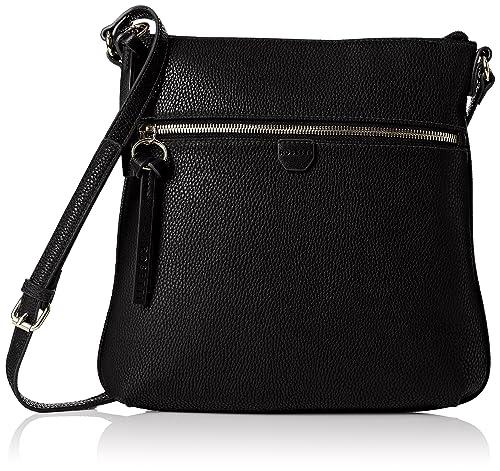 50f33e126ec5 Rosetti Women s Bianca Cross-Body Bag Black (Black)  Amazon.co.uk ...