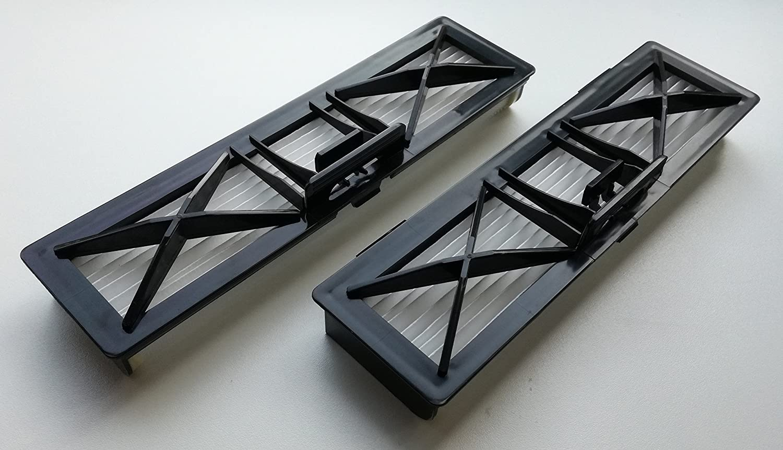 2Ultra Performance Filtre Convient pour Neato BotVac d Serie (D3, D5, D70, D75, D85)