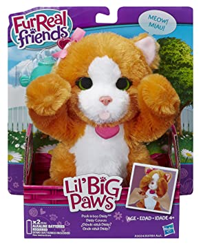 FurReal Friends - Animalito de peluche, 18 cm (Hasbro A9084EU40), surtido: