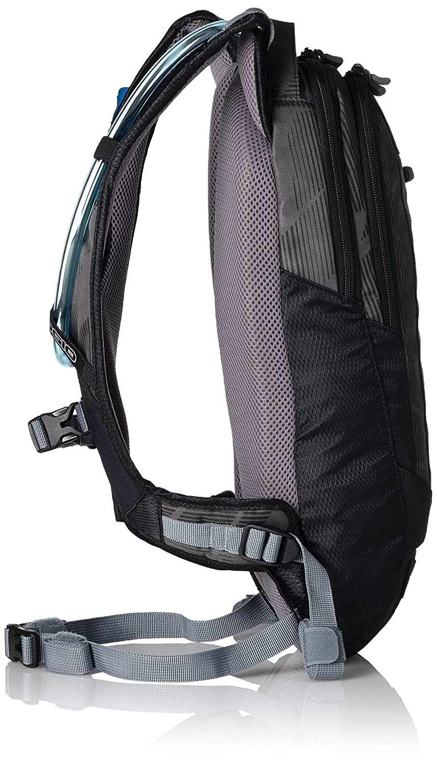 OGIO 122006.03 Atlas 100 oz.//3 Liter Hydration Pack Stealth Black