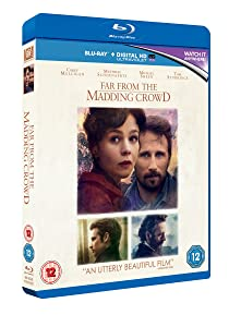 Far From The Madding Crowd [Blu-ray]