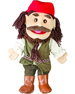 Sunny toys 14 Pirate Deck Hand Glove Puppet