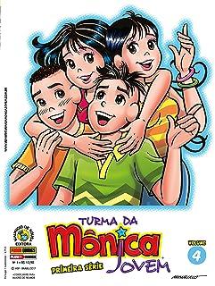 Turma da Mônica Jovem - Volume 4. Primeira Série
