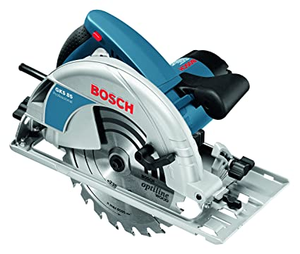 Amazon.com: Bosch Professional Gks 85 - Sierra circular con ...