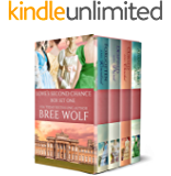 Love's Second Chance Series Box Set One: Books One to Four
