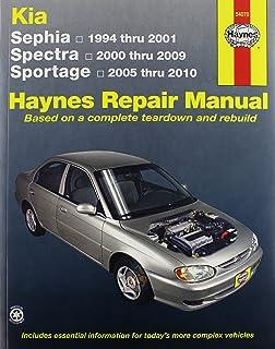 kia rio5 repair manual
