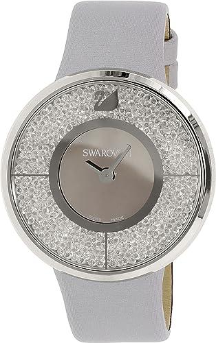 Swarovski Damen-Armbanduhr Analog Quarz Nylon 1135990