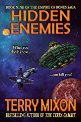 Hidden Enemies (Book 9 of The Empire of Bones Saga) Kindle Edition