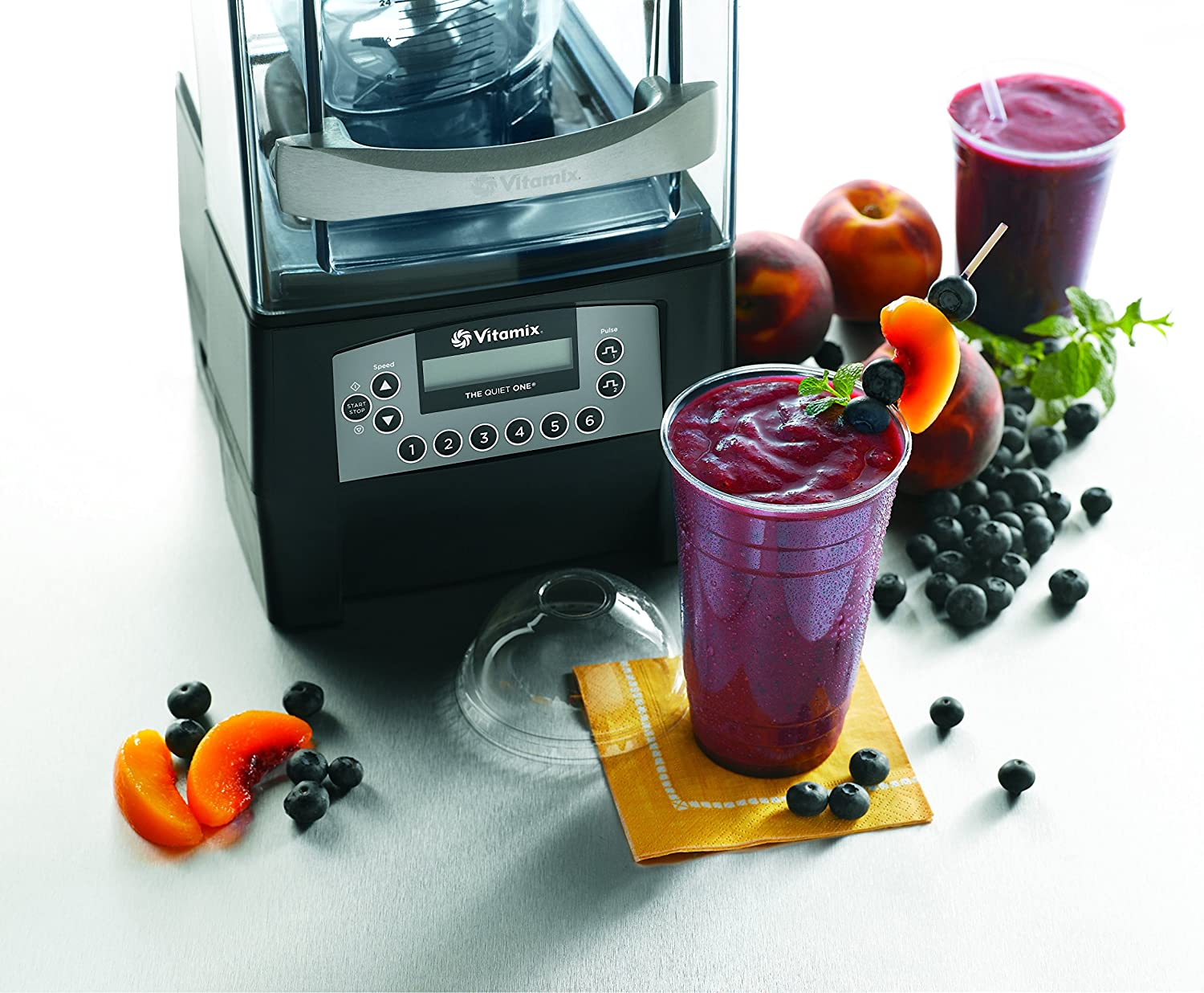 Vitamix 36019 36019-1 Vita-Mix Quiet One licuadora 48 oz, color ...