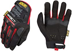 Mechanix Wear M-Pact Black/Red