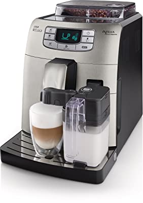 SAECO HD8753/87 Philips Intellia Cappuccino Fully Automatic Espresso Machine Best Price