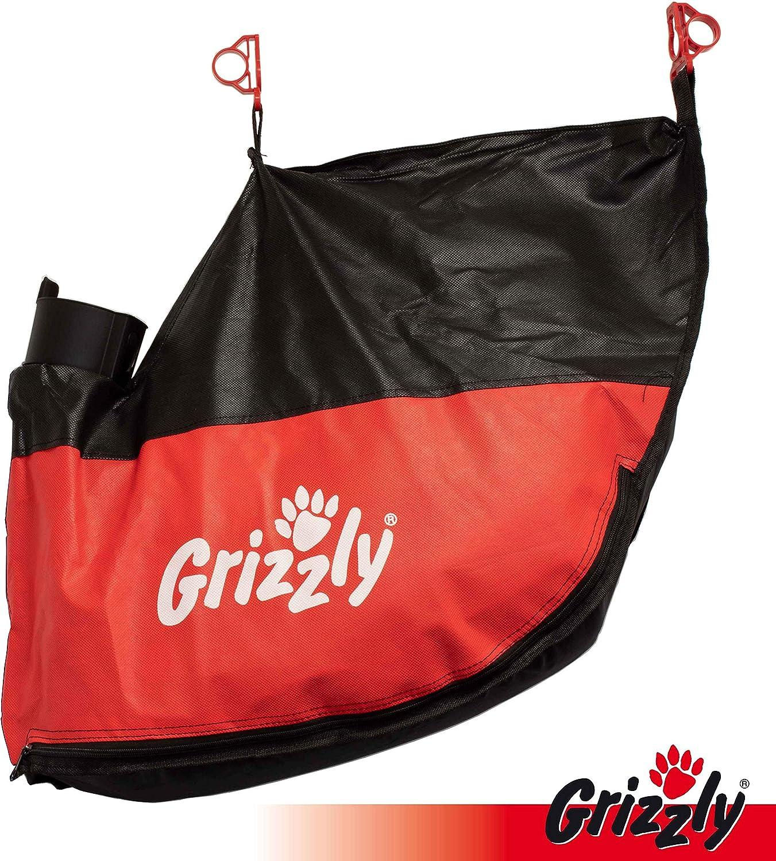 Grizzly Bolsa para Aspirador soplador ELS 3027 S Combi con Soporte ...