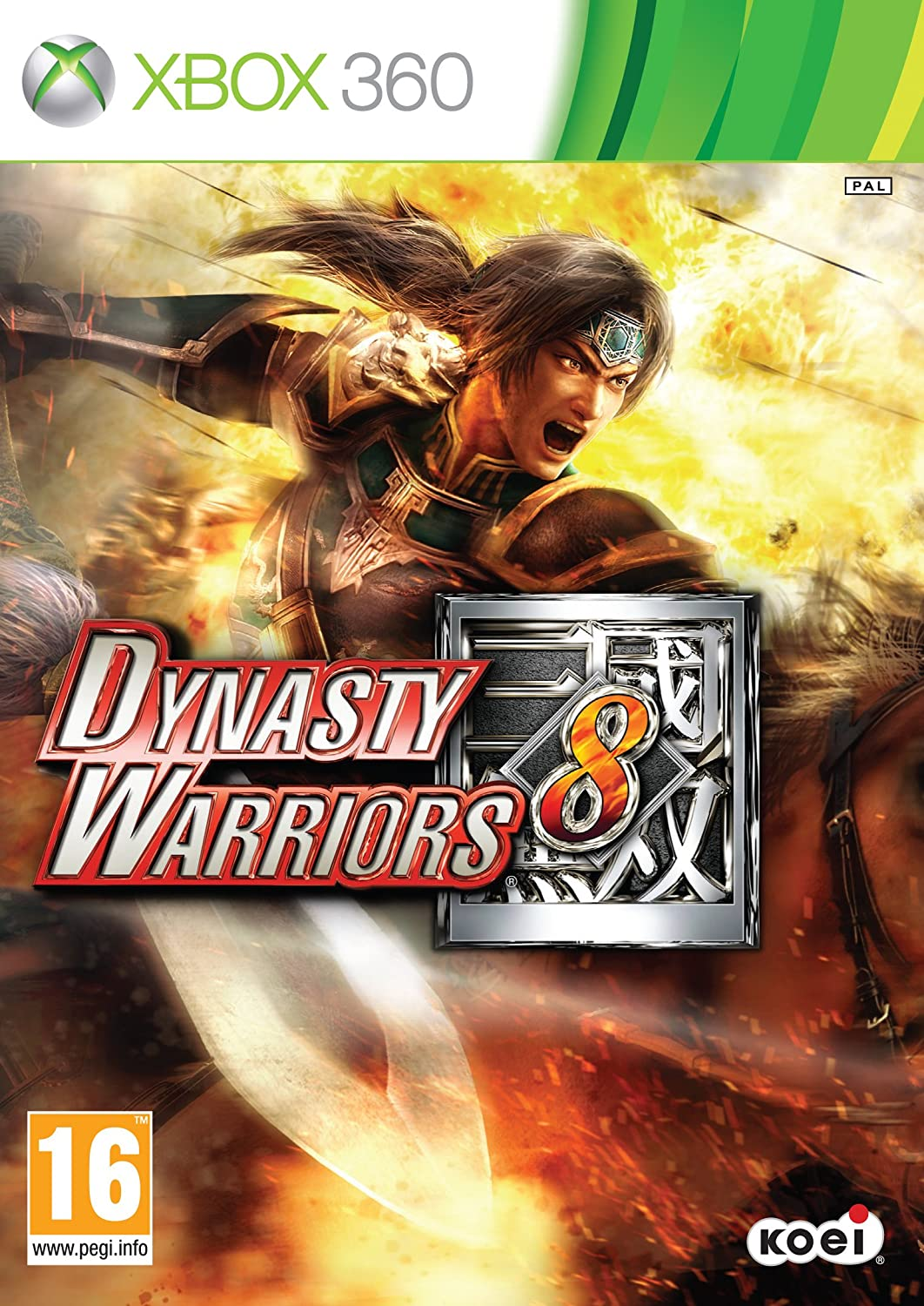 Dynasty Warriors 8: Amazon.es: Videojuegos