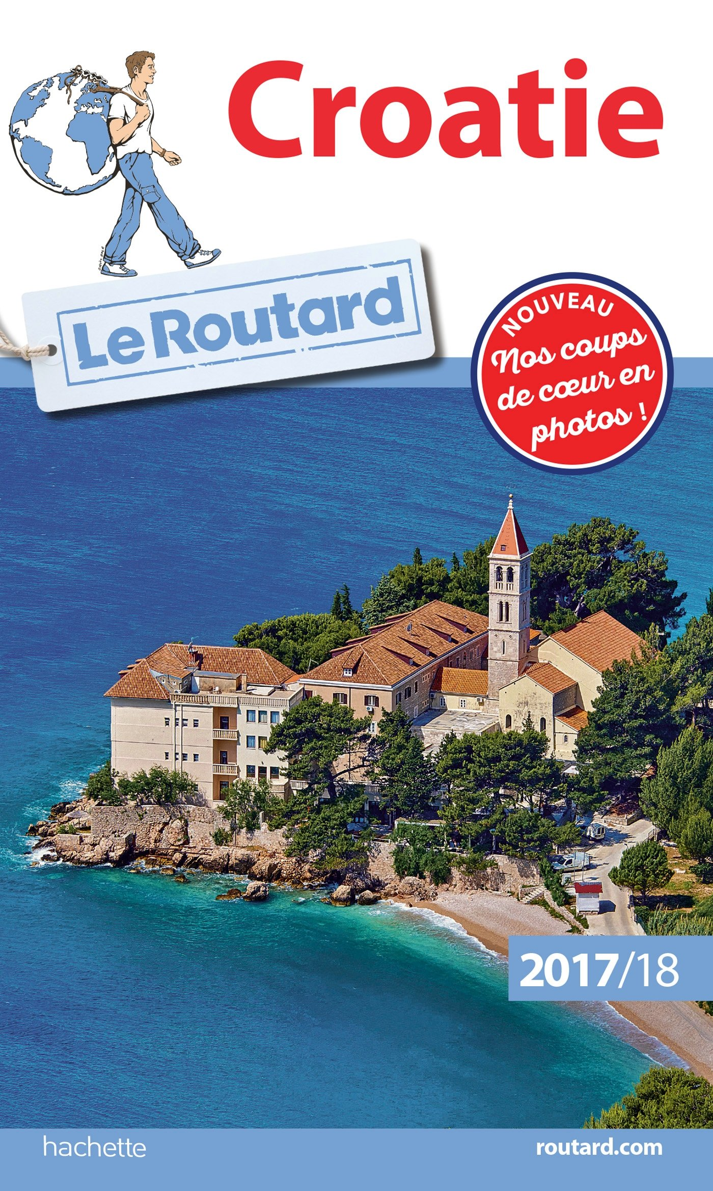 Carte Croatie Routard.Amazon Fr Guide Du Routard Croatie 2017 18 Collectif