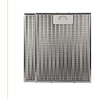 SERENA Filtro 320x260 (Paquete de 2) (Aluminio Inoxidable)