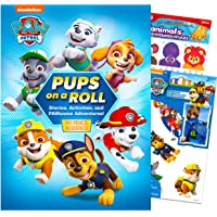 Nickelodeon Paw Patrol Activity Book Set Paw Patrol Book for Boys - Nick Jr Paw Patrol Activity Book for Toddlers Kids…
