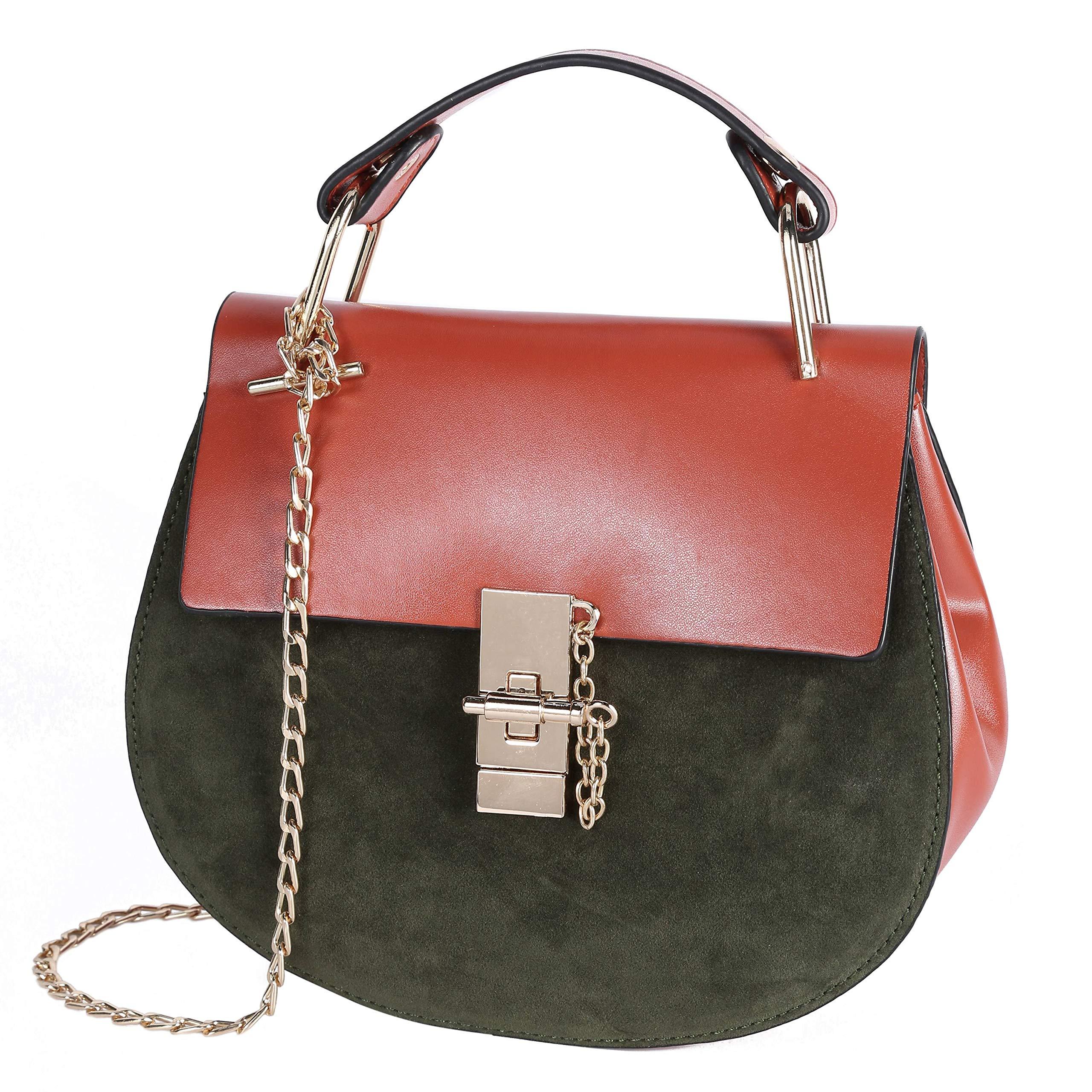 0a5c31e40 Bolso para Mujer Bolso de hombro de cuero PU Bolso de mano para mujer  señoras product