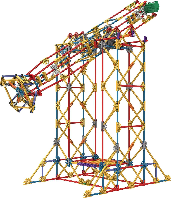 Amazon Knex 2 In 1 Ferris Wheel Building Set Amazon Exclusive