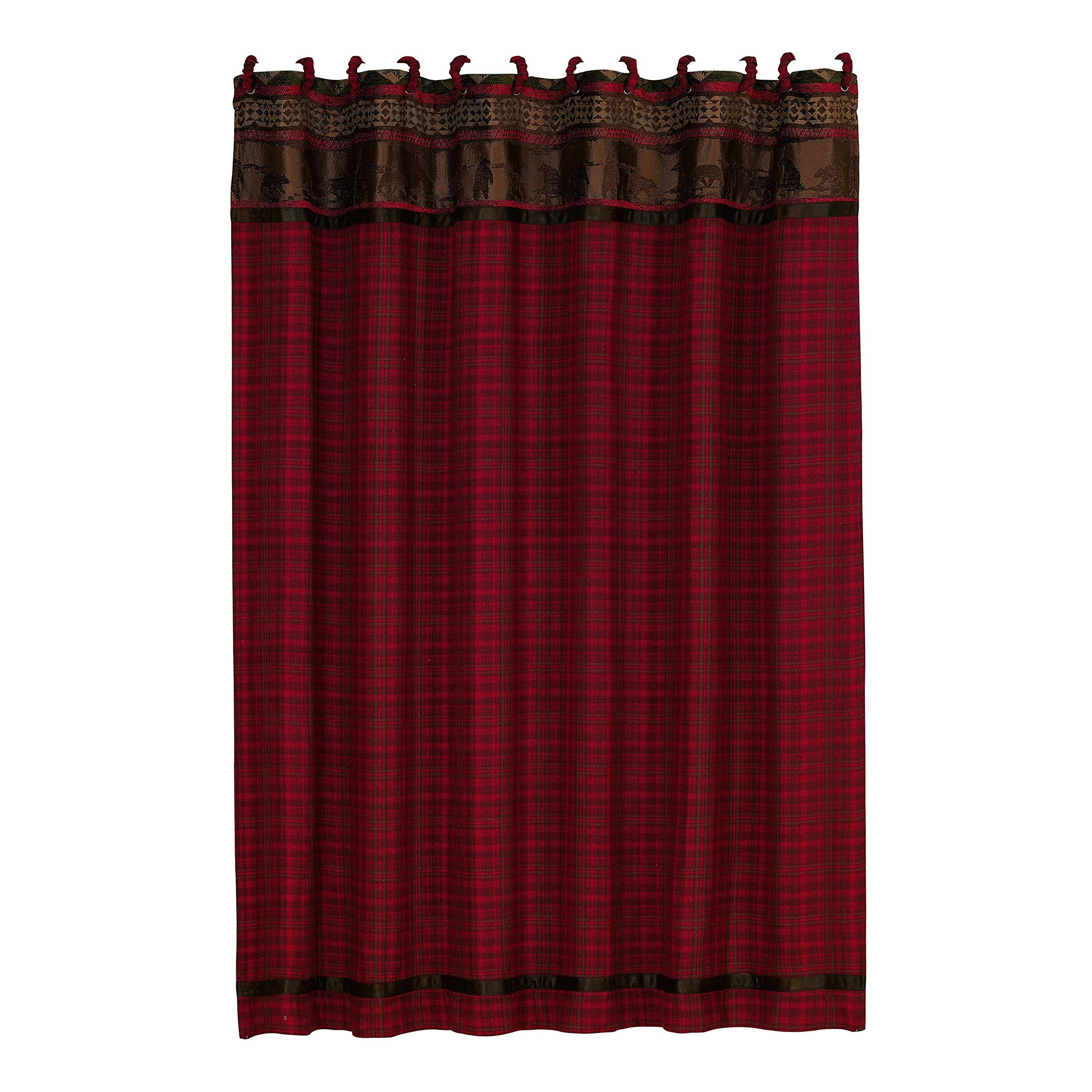 HiEnd Accents Cascade Lodge Shower Curtain by HiEnd Accents (Image #2)