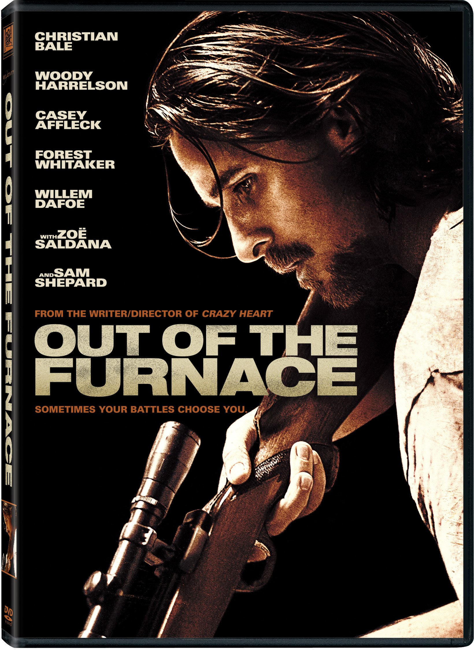 DVD : Out of the Furnace (Dolby, AC-3, , Widescreen)