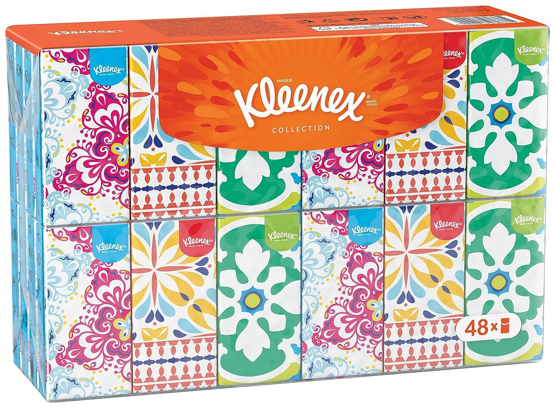 Kleenex Collection - Confezione da 48 fazzoletti (Confezione da 2) Kimberly-Clark Italy 3647001