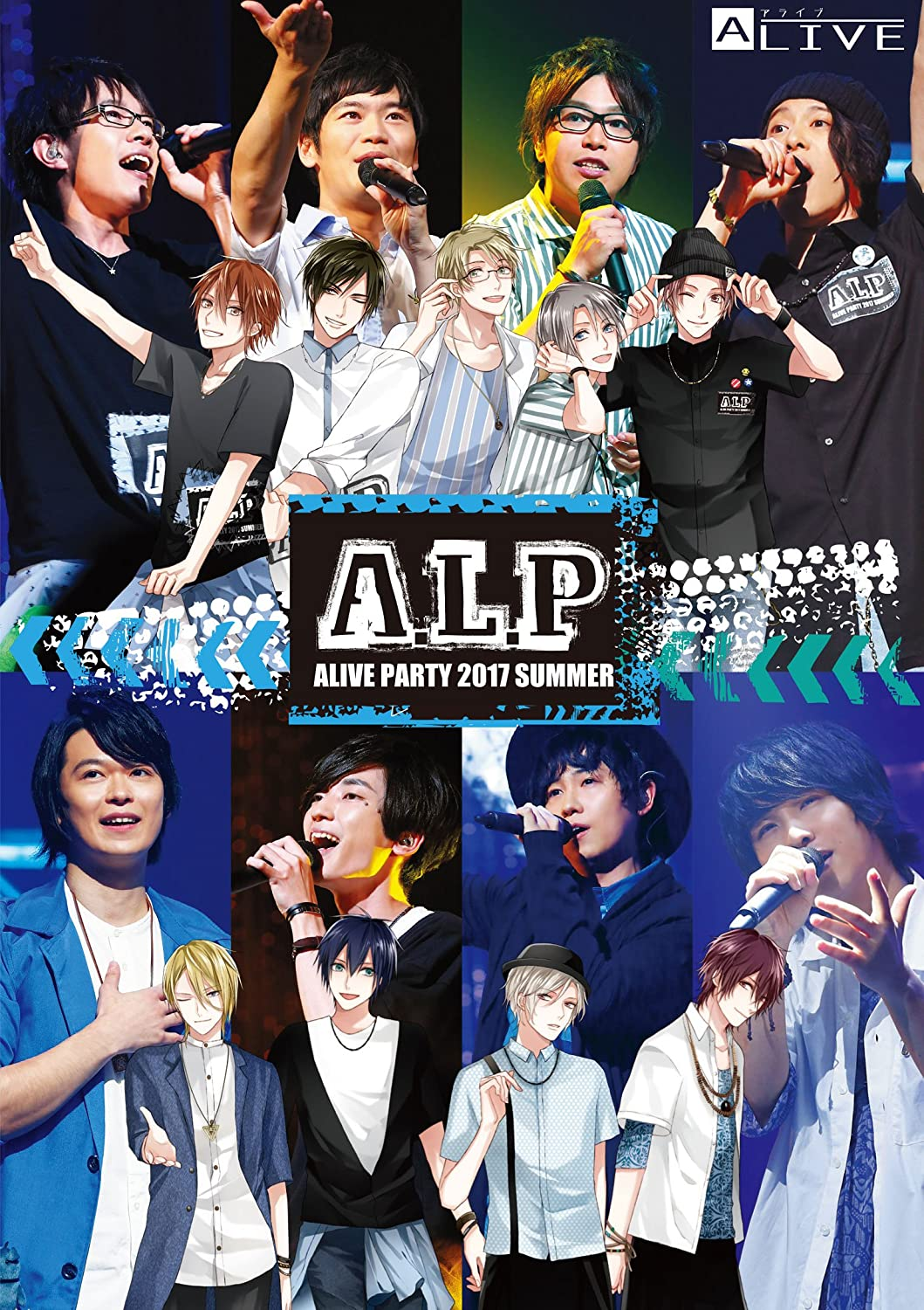 【DVD】A.L.P -ALIVE PARTY 2017 SUMMER- B074T1Z3Y2