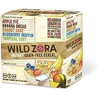 Wild Zora - Instant Grain-Free Hot Cereal - Multi-Pack (5-Pack)