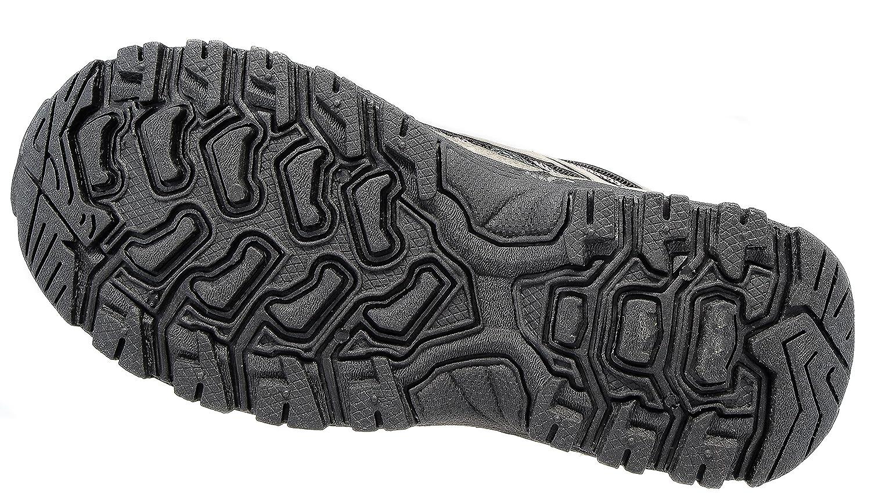 Dek Ladies Pink Grey Black Hiking Walking Trail Boots Sizes 3 to 8