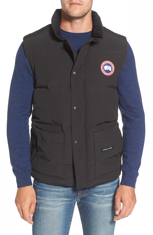 [カナダグース] メンズ ジャケットブルゾン Canada Goose Freestyle Down Vest [並行輸入品] B07D8GZ8H6 Large
