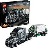 LEGO Technic Mack Anthem 42078 Semi Truck Building Kit and Engineering Toy for Kids and Teenagers, Top Gifts for Boys…