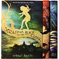 Serafina Boxed Set [3-Book Hardcover Boxed Set] (Serafina)