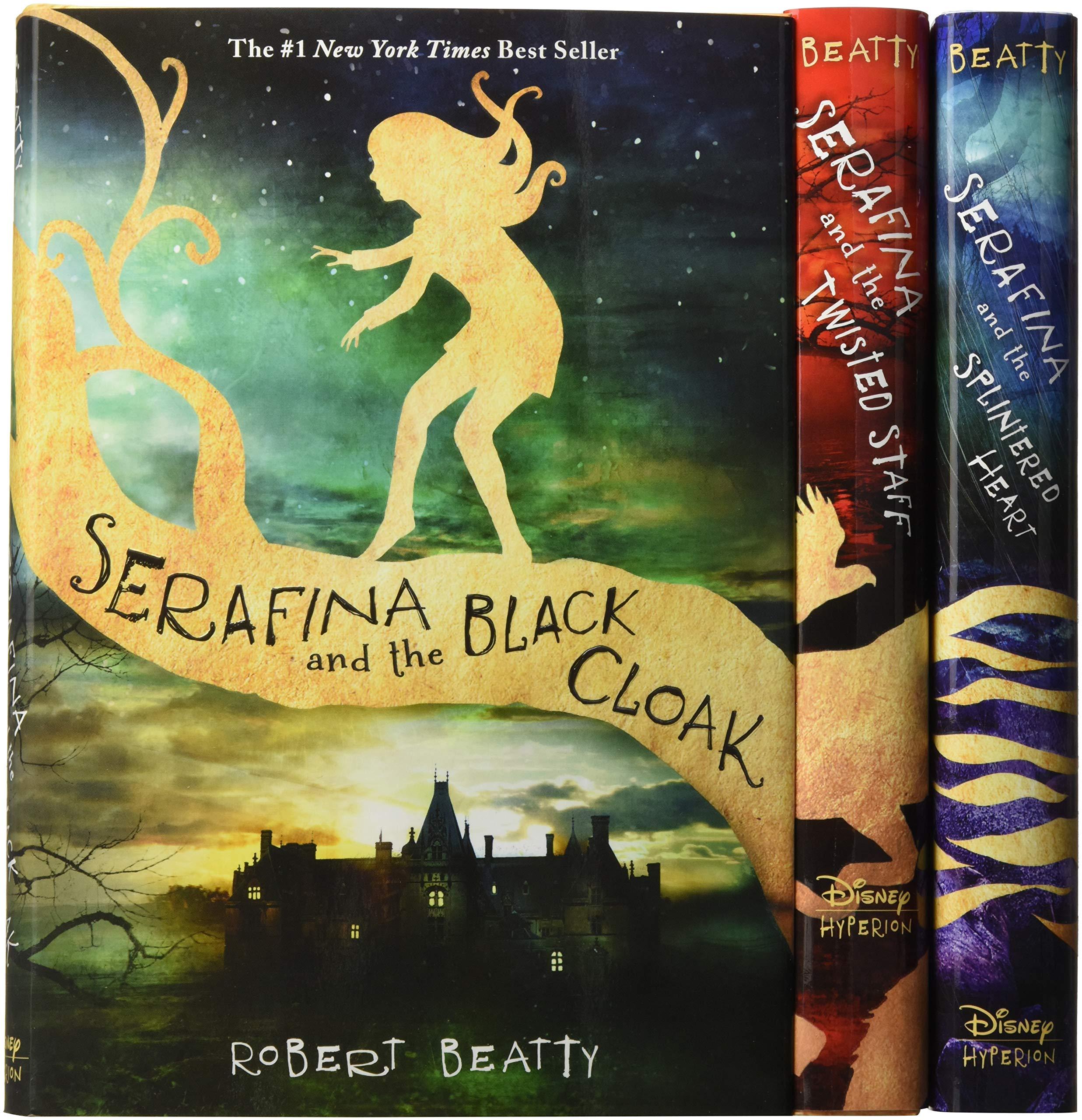 Serafina Boxed Set [3-Book Hardcover Boxed Set]