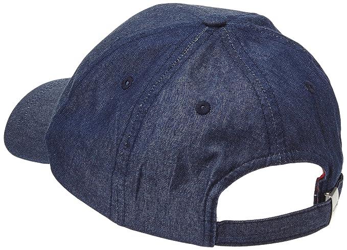 Gant Cap Gorra de béisbol, Azul (Dark Indigo), Talla única para ...