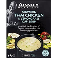 Ainsley Harriott Aromatic Thai Chicken y Lemongrass Cup